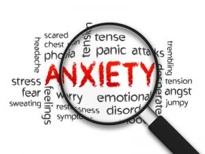 Anxiety and Weight Loss