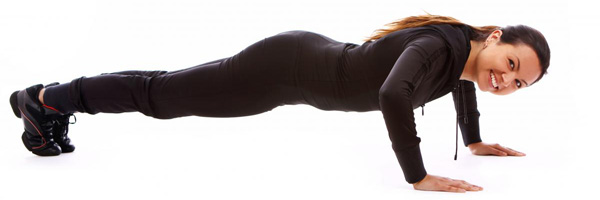 Pushups to increase breast size