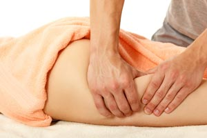 massage techniques for cellulite