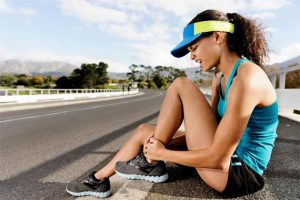 Top of Foot and Ankle Pain,