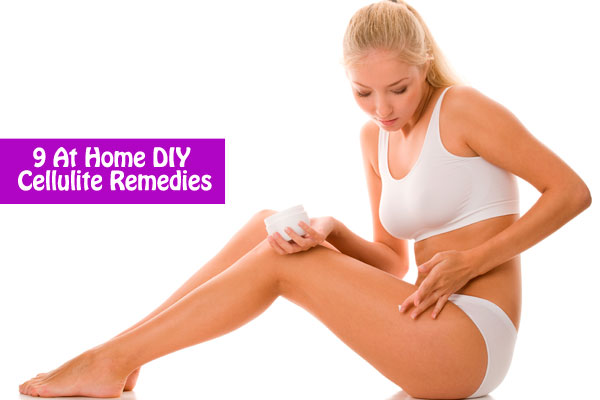 Home DIY Cellulite Remedies