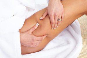 how do you get rid of cellulite on thighs