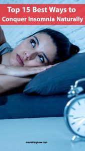 Top 15 Best Ways to Conquer Insomnia Naturally