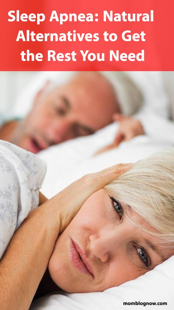 Sleep Apnea: Natural Alternatives to Get the Rest You Need