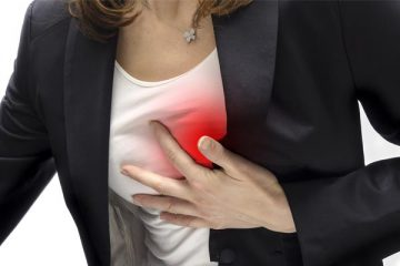 Fibromyalgia and heartburn