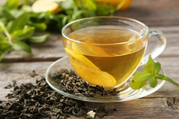 green tea for Inflammation