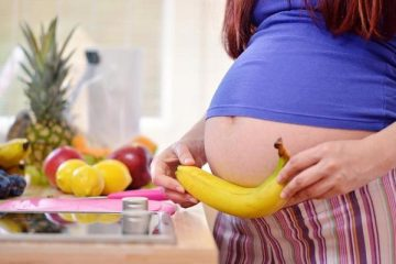 Bananas for pregnant