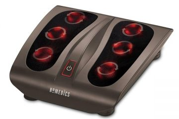 Homedics FMS-270H Deep Kneading Shiatsu Foot Massager
