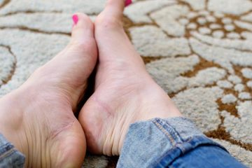 unexplained foot pain