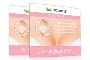 NEW TOP RATED Decollete Pads For REDUCING Chest Wrinkles